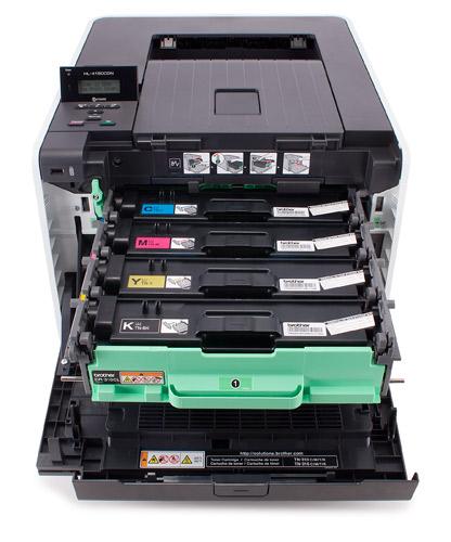تعمیر چاپگر های لیزری رنگی