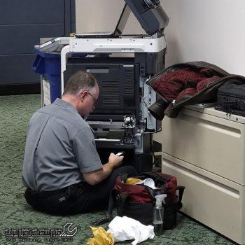 تعمیرات بلید دستگاه کپی