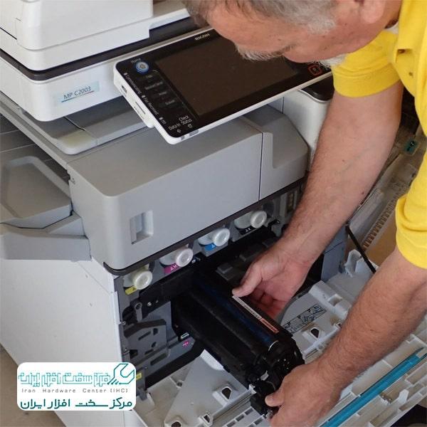 تعمیر انواع دستگاه کپی