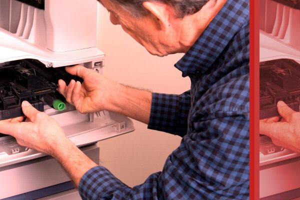 شارژ کارتریج دستگاه کپی